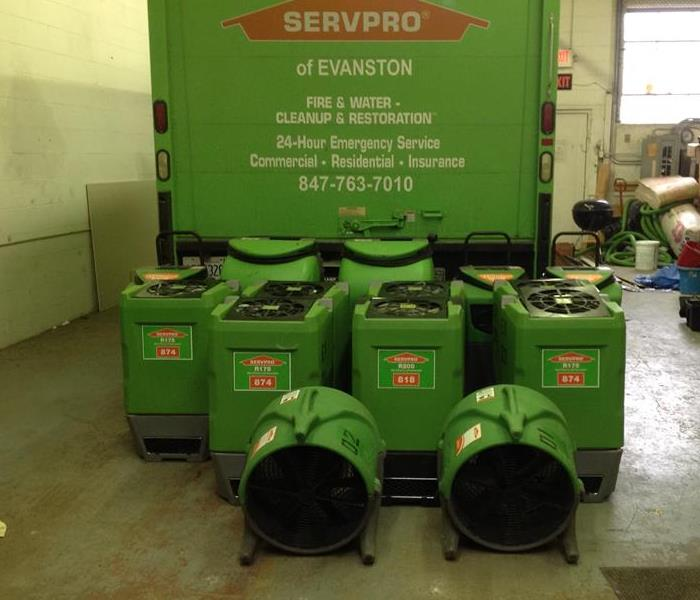 Dehumidification Equipment