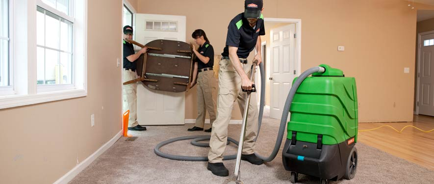 Evanston, IL residential restoration cleaning